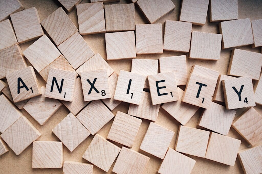 Learning how to cope with anxiety